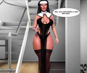 manga The Shepherds Wife 15 - part 2, slave , glasses  femdom