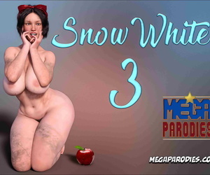 manga Mega Parodies- Snow White 3, slut , big boobs