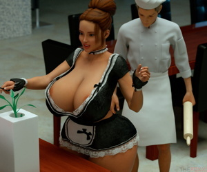 manga The Foxxx- Roxy Maid, slut , big boobs  big-boobs