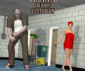 manga Urkel- Gustave The Horny Custodian, anal , big cock  fantasy