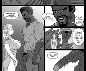 manga Pegasus- Game of Thrones- Blacked, big cock , slut  big-cock