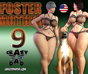 manga CrazyDad3D- Foster Mother 9, slut , big boobs