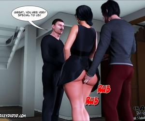 english manga Crazy Dad 3D The Shepherds Wife 11.., uncensored , blowjob  milf